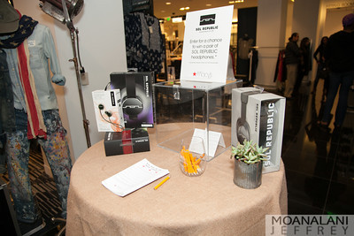 Macy's and Denim&Supply Festival Fashion Event