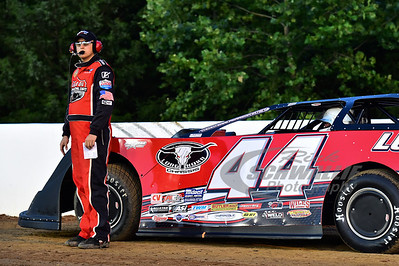 LOLMDS Official - Jeremy Shields sends Earl Pearson, Jr. out for qualifying.