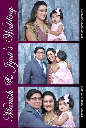 Manish & Jyoti