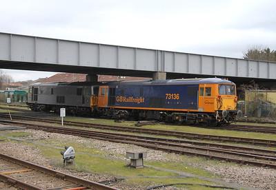 73136 Eastleigh 02/03/14
