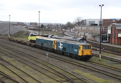 73207 Eastleigh 02/03/14