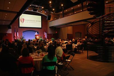 Spring 2014 Scholarship Luncheon.