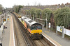 26 March 2014 :: 66850 passing Wandsworth Road on 6L37 from Hoo Junction to Whitemoor