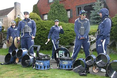 Seahawks Blue Thunder