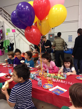 A Day of Birthday Parties