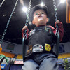 SWINGIN' AT THE HOME SHOW