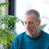 142409 Bertrand JOED VIERA/STAFF PHOTOGRAPHER-Lockport, NY-Richard Bertrand sits at the US&J office March 31, 2014.