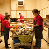 140319 St. Josephs JOED VIERA/STAFF PHOTOGRAPHER-Lockport, NY- Volunteers cook at All Saints Parish for the St Josephs feast on Wednesday, Mar. 19th, 2014.