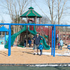140331 3A Ent JOED VIERA/STAFF PHOTOGRAPHER-Lockport, NY- Parents and kids play at Day Road Park. Mar. 31, 2014.