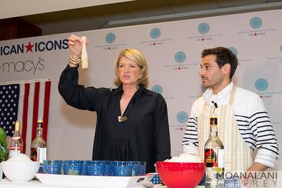 Martha Stewart Meet & Greet at Macys