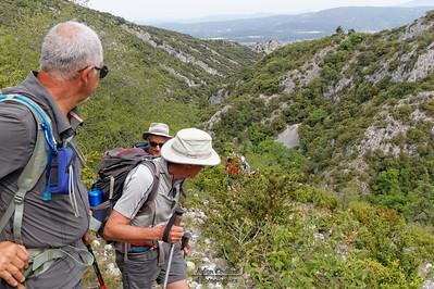 haut du vallon de Poussiou