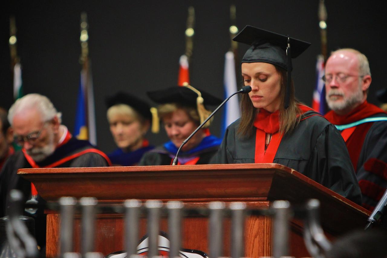 AM Commencement Ceremony; May 12, 2014. Graduate Studies Programs
