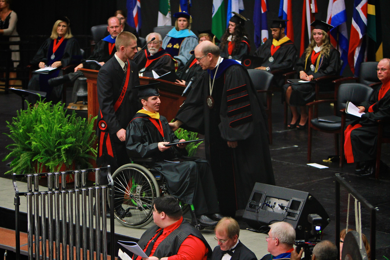 PM Commencement Ceremony; May 12, 2014. Undergraduate Programs