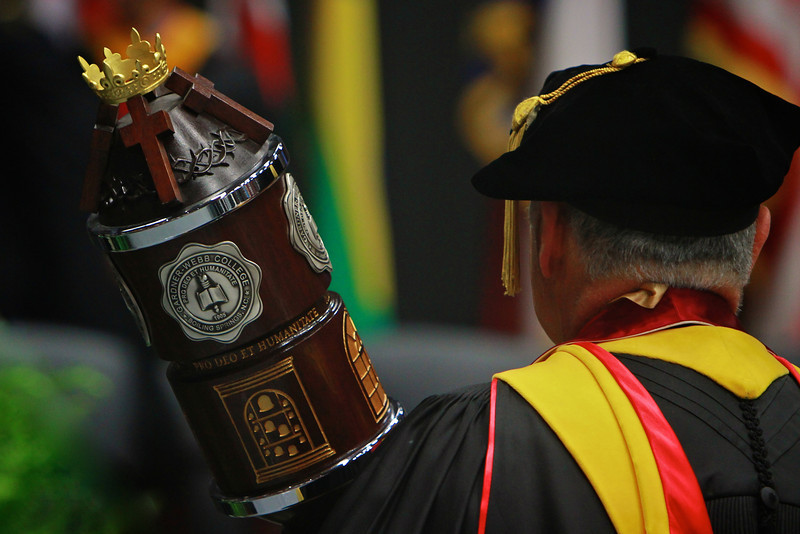 PM Commencement Ceremony; May 12, 2014. Undergraduate Programs