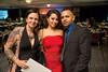 l to r: Tina Dailey, Vania Soto, Julio Morales