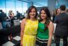 left, Jennie Rinas; right, Karen Abramowitz