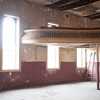 140325 Opera JOED VIERA/STAFF PHOTOGRAPHER-Medina, NY-The Bent's Opera House theater before restorations begin Mar.28, 2014.