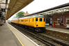 30 May 2014 :: 3Z06 rolls slowly through Basingstoke with DBSO 9714 at the rear