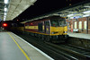21 May 2014 :: 60045 powers 6N70 through Basingstoke working a ballast train from Eastleigh to Micheldever via Woking