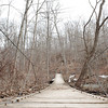 140404 RAVINE JOED VIERA/STAFF PHOTOGRAPHER-Royalton, NY- suspension bridge April 3.