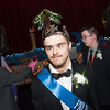 140516 Boces prom JOED VIERA/STAFF PHOTOGRAPHER-Lockport, NY-Orleans Niagara Boces lifeskills student and Prom King Anthony Salvo dances at the school districts prom. May 16, 2014