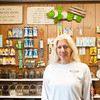 140319 Bait Shop JOED VIERA/STAFF PHOTOGRAPHER-Lockport, NY-Suzette Donelson stands at her shop on Mar. 19, 2014.