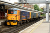 30 May 2014 :: 0Y68 in Basingstoke station with 73212, 73119 and 73207
