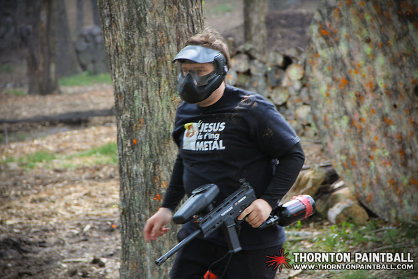 QVC & Swarthmore Team Paintball - 5/3/2014 3:54 PM