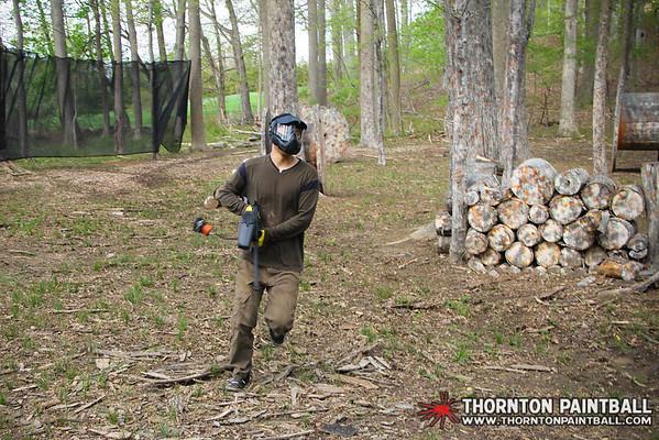 QVC & Swarthmore Team Paintball - 5/3/2014 3:41 PM