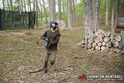 QVC & Swarthmore Team Paintball - 5/3/2014 3:41 PM