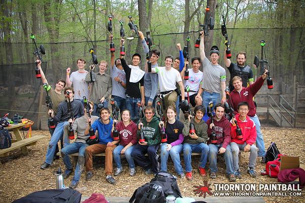 QVC & Swarthmore Team Paintball - 5/3/2014 4:18 PM