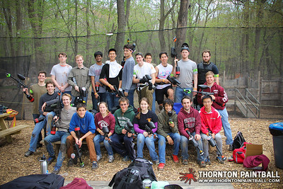 QVC & Swarthmore Team Paintball - 5/3/2014 4:18 PM