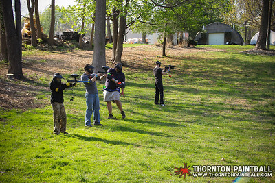 QVC & Swarthmore Team Paintball - 5/3/2014 4:54 PM