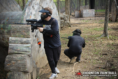 QVC & Swarthmore Team Paintball - 5/3/2014 3:55 PM
