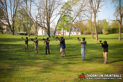 QVC & Swarthmore Team Paintball - 5/3/2014 4:51 PM
