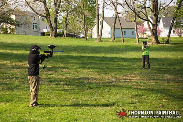 QVC & Swarthmore Team Paintball - 5/3/2014 4:55 PM
