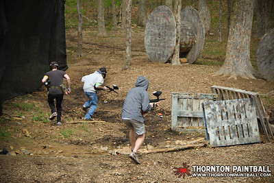 QVC & Swarthmore Team Paintball - 5/3/2014 3:35 PM
