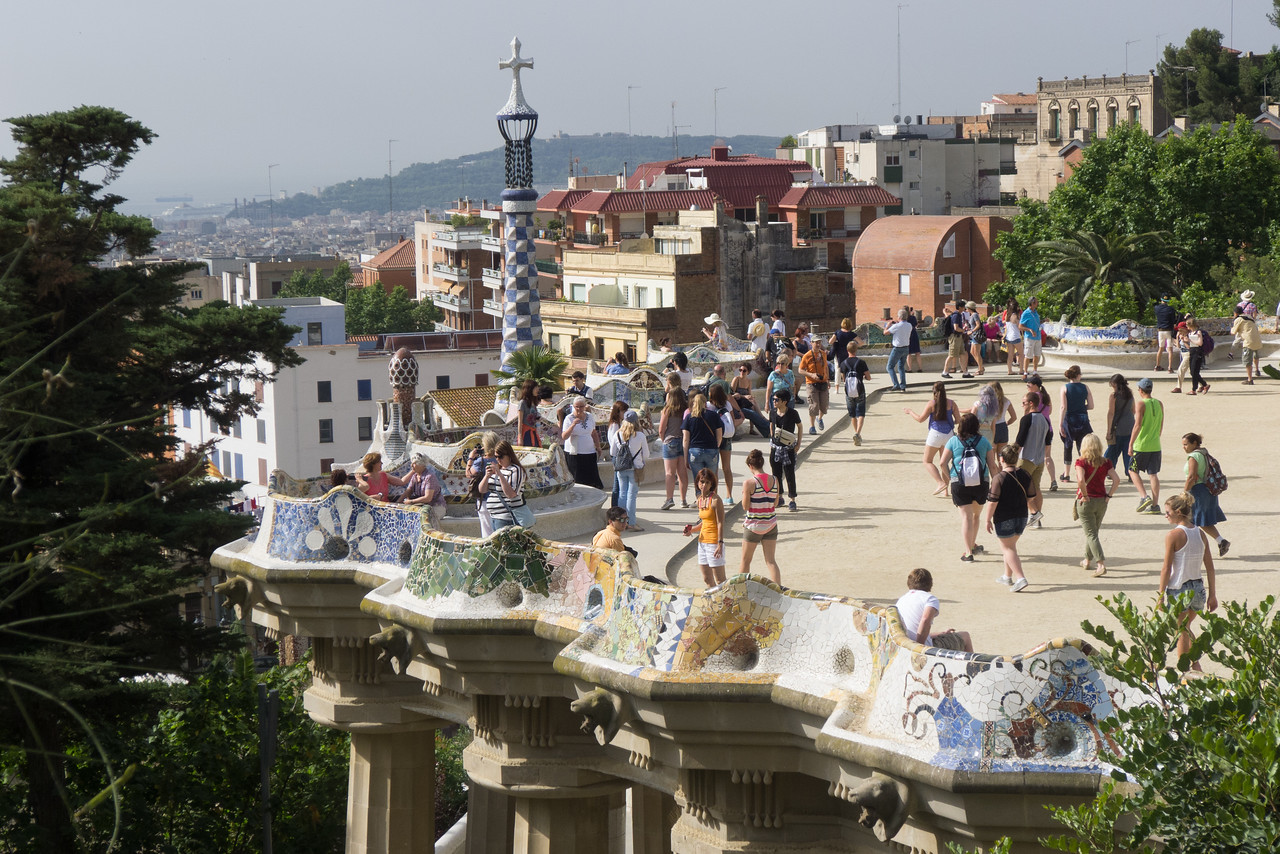 Gaudi's Parc Guell
