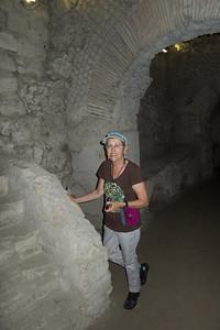 """""""Neapolis"""", under San Lorenzo Maggiore"""