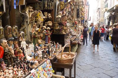 Christmas Street (Via San Gregorio Armeno)