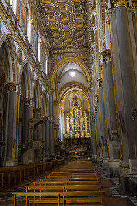 Chiesa di San Domenico Maggiore, Church of St. Thomas Aquinas