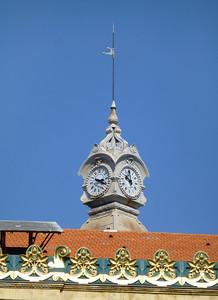 Clock tower of the Tribunal Administratif de Toulon