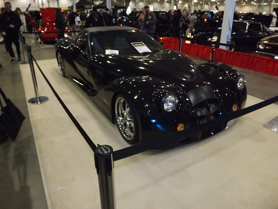 Mega Speed Custom Car Show 2014