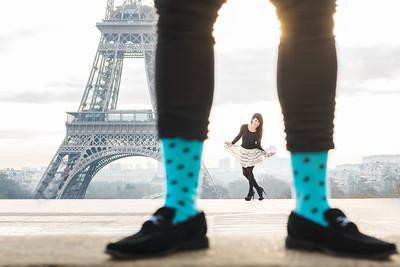 Melissa & Molly Paris