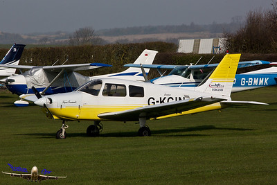 Piper PA-28-161 Cadet G-KCIN
