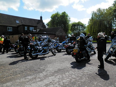 Merv's Ride Out 26th May 2014