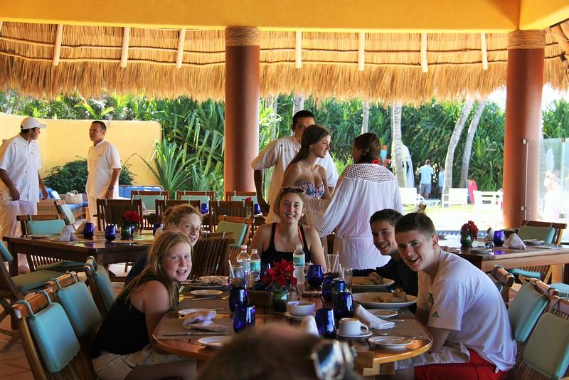 Frankel & Findlay 2014 Winter Vacation, Punta de Mita Mexico