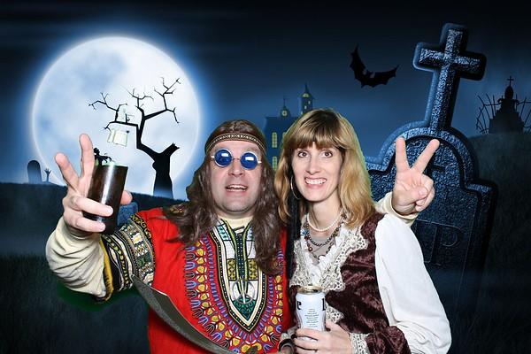 Mike Oakes Halloween Bash