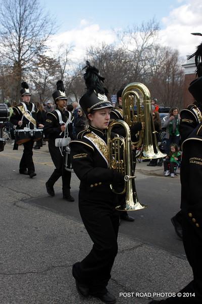 Milford St. Patrick's Parade