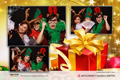 Mitsubishi Christmas Party 2014